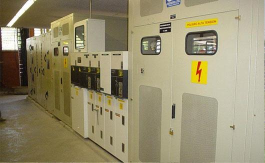 Instalaciones Eléctricas de Media y Baja tensión